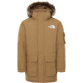 The North Face Recycled McMurdo Jacket Men, utility brown